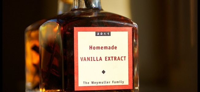 Caramelize Life makes Homemade pure vanilla extract