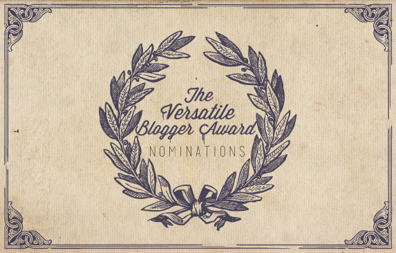 Image result for the versatile blogger award