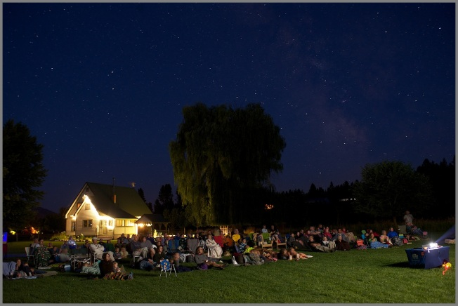 Celestial Cinema crowd 08-08-12 WP
