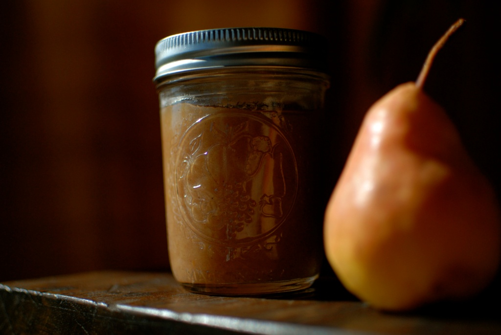 Pear Butter made at Caramelize Life