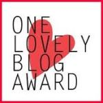One Lovely Blog Award images