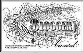 Very Inspiring Blogger Awardblog-award