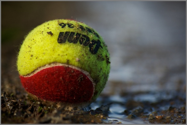 Mud Season tennis