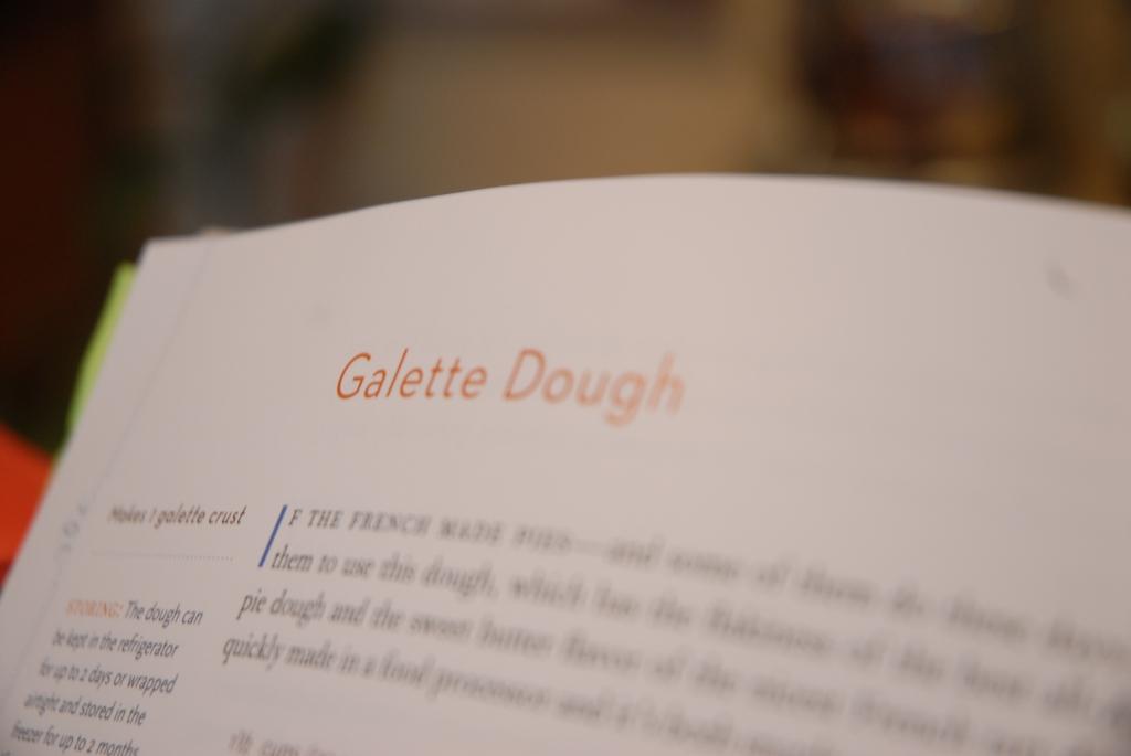 BCW Galette Dough