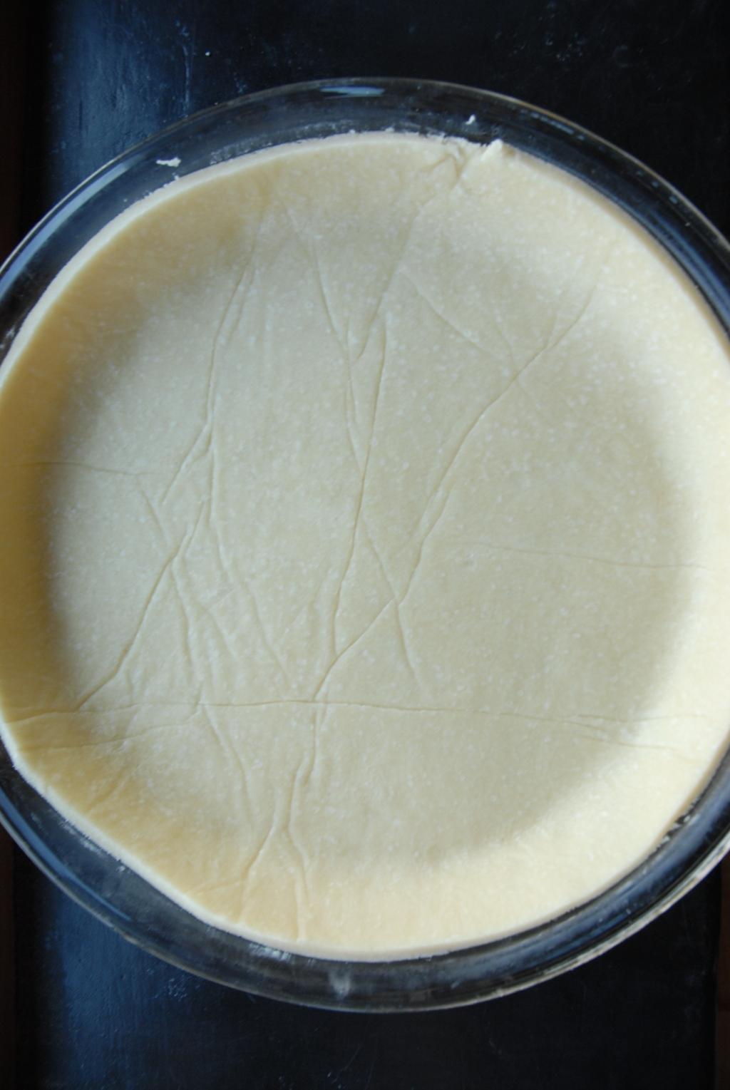Galette Crust
