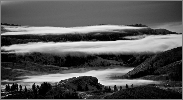sea of clouds by weymuller photography