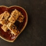 Tuesdays with Dorie Greenspan, Granola Energy Bars and Caramelize Life